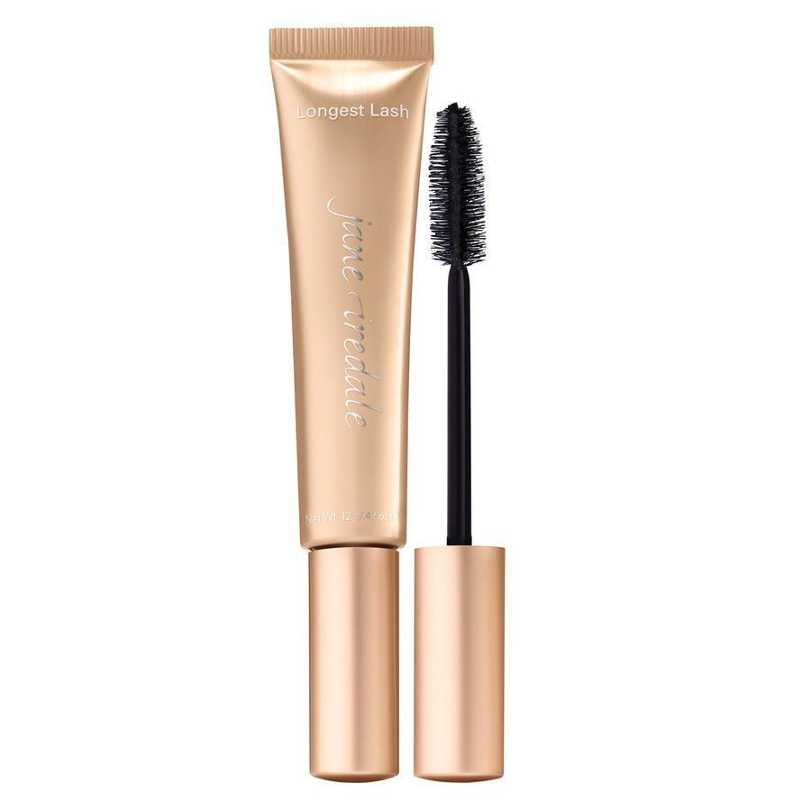 Jane Iredale Longest Lash Thickening and Lengthening Mascara (12 g), Black Ice