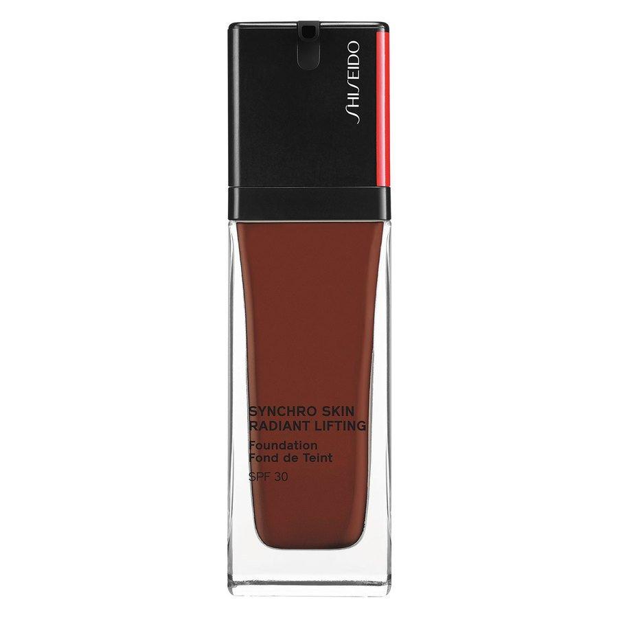 Shiseido Synchro Skin Radiant Lifting Foundation SPF30, 550 Jasper 30 ml
