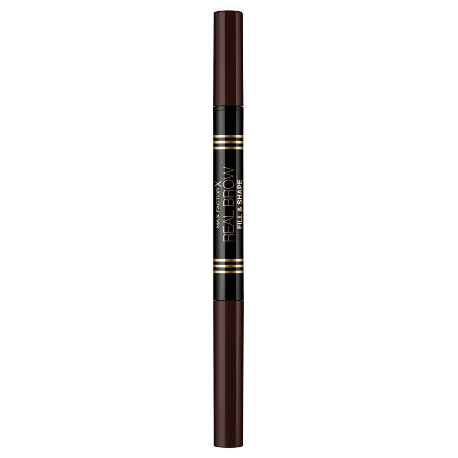 Max Factor Real Brow Fill & Shape, #04 Deep Brown (0,66 ml)