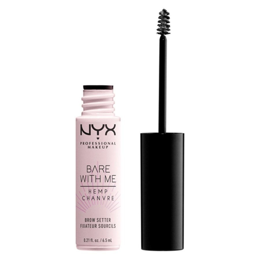NYX Professional Makeup Bare With Me Hemp Brow Sets (6,5 ml)