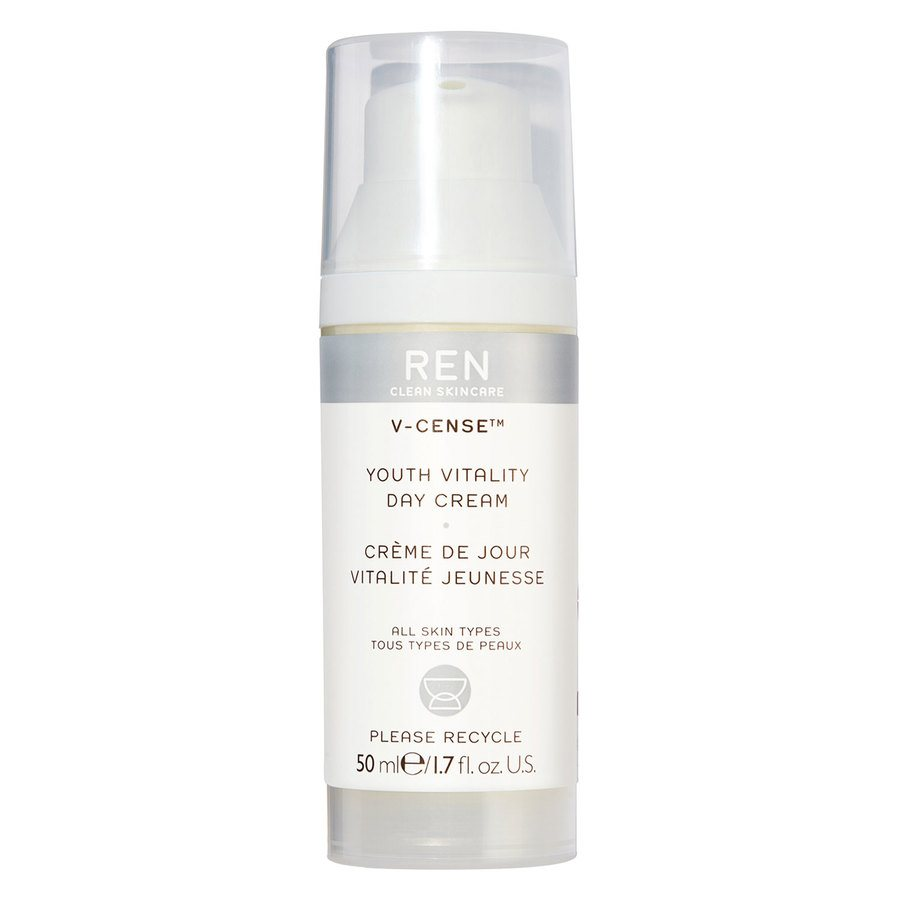 REN Clean Skincare V-cense Youth Vitality Day Cream (50 ml)