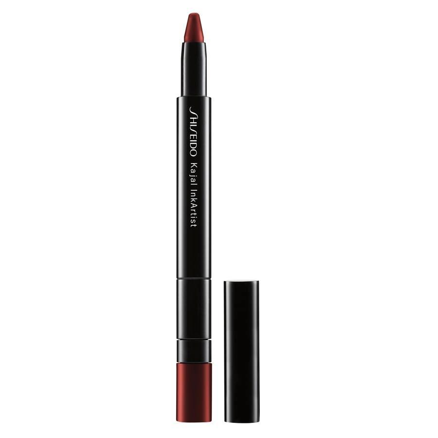 Shiseido Kajal InkArtist, 04 Azuki Red (0,8g)