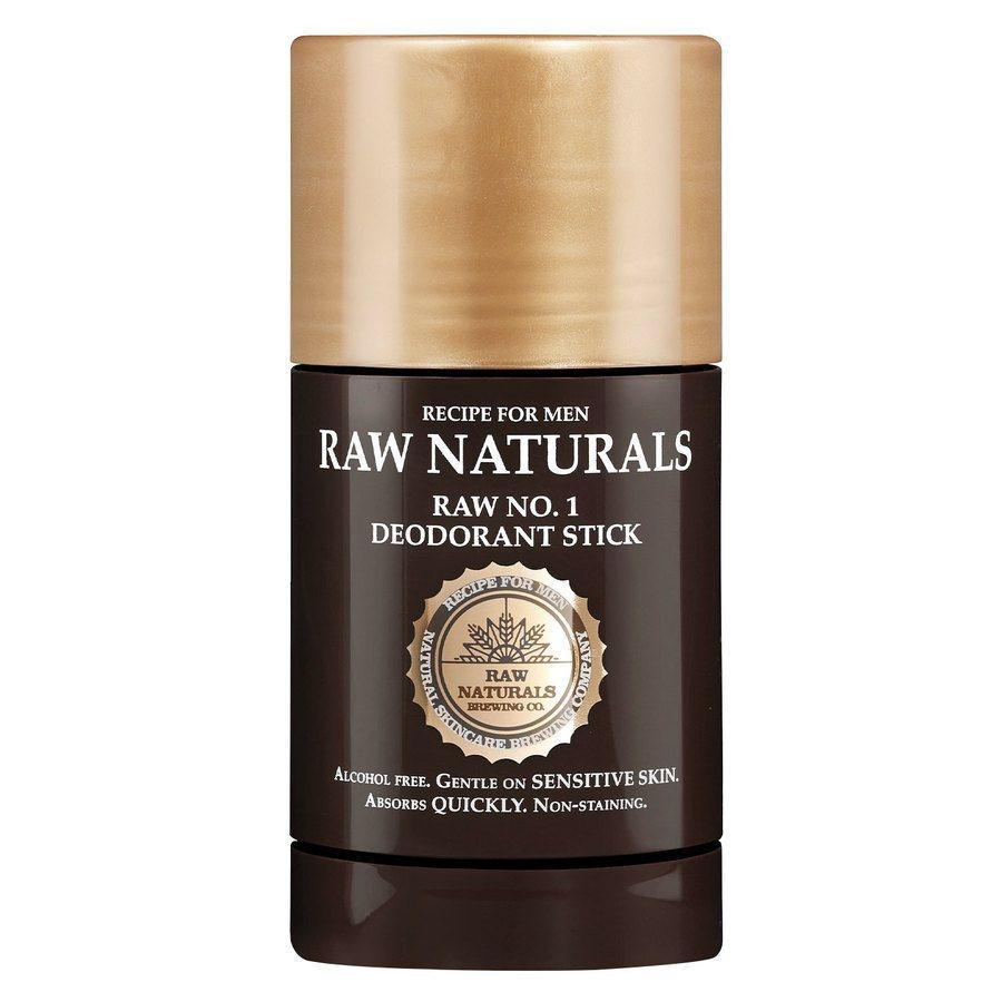 Raw Naturals Raw No. 1 Deodorant Stick (75 ml)