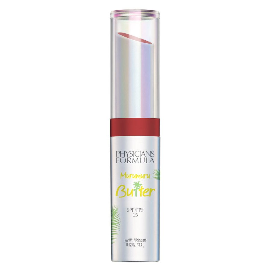 Physicians Formula Murumuru Butter Lip Cream SPF15, Brazilian Nut (3,4 g)