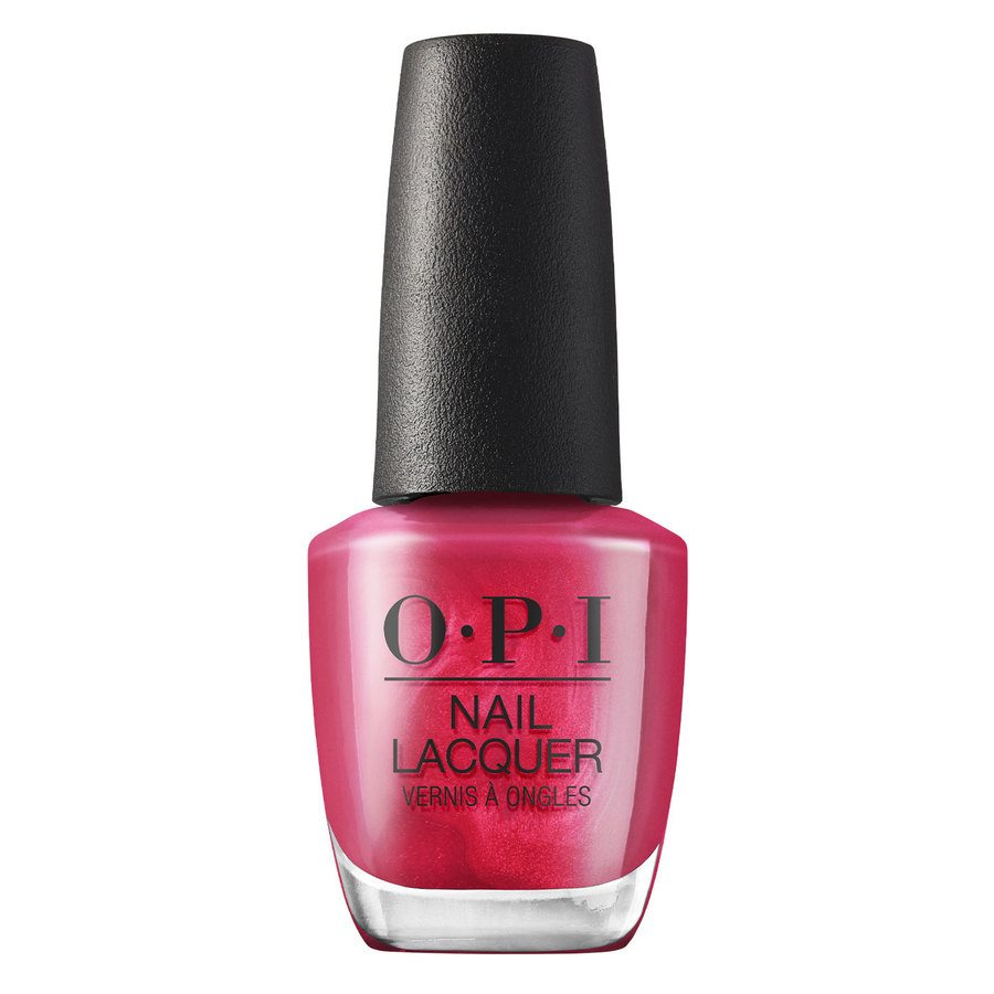OPI Spring Hollywood Collection Nail Lacquer, NLH011 15 Minutes Of Flame 15ml