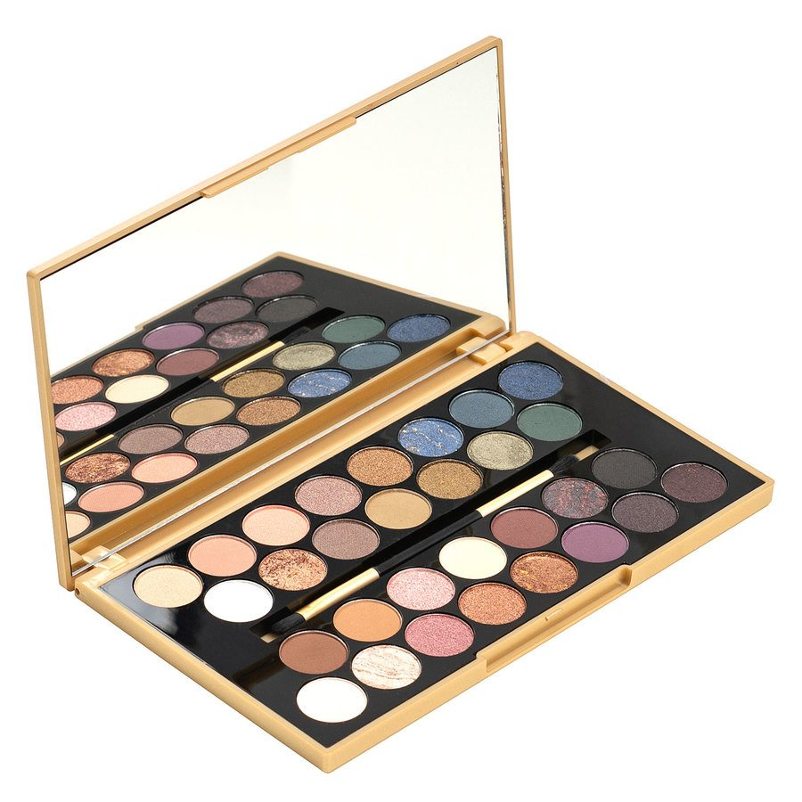 Makeup Revolution Fortune Favours The Brave 30 Eyeshadow (16 g)