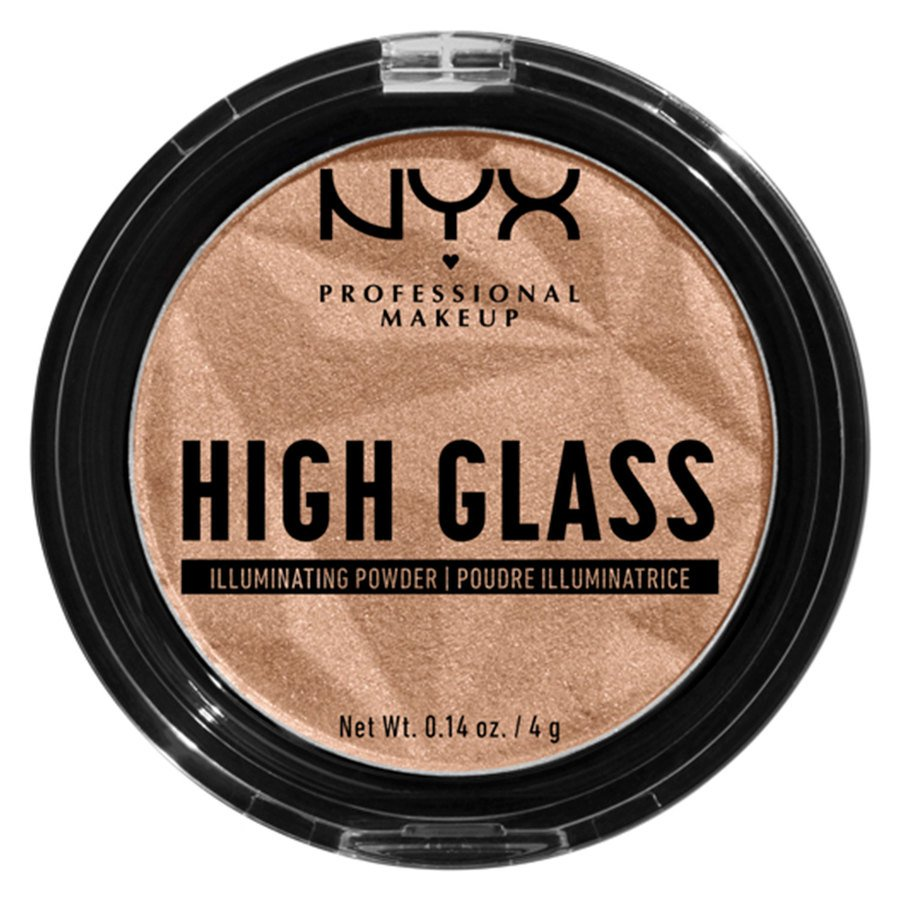 NYX Professional Makeup High Glass Illuminating Powder, HGIP02 (4 g)