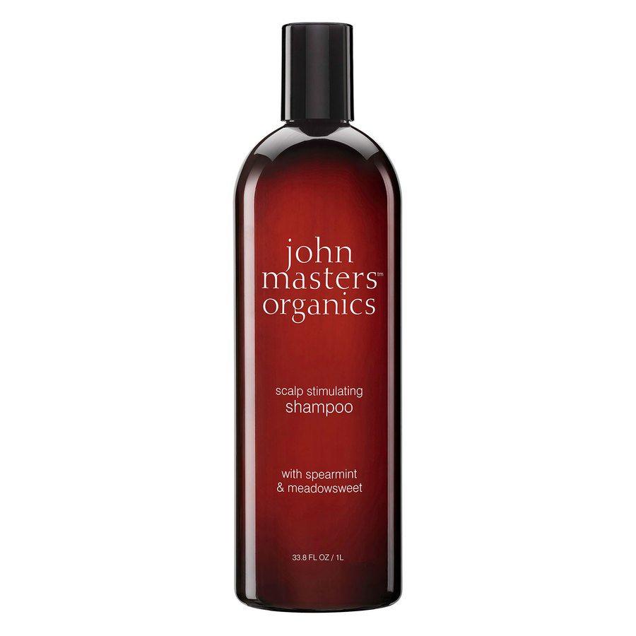 John Masters Organics Spearmint & Meadowsweet Scalp Stimulating Shampoo 1000ml