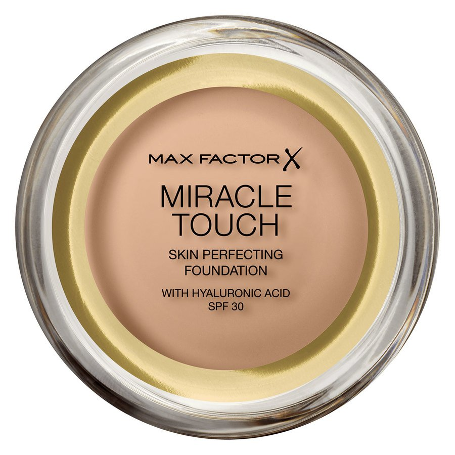 Max Factor Miracle Touch Foundation, 75 Golden (11,2g)