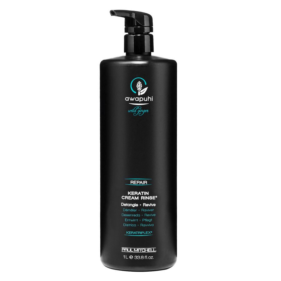 Paul Mitchell Awapuhi Wild Ginger Keratin Cream Rinse (1000 ml)