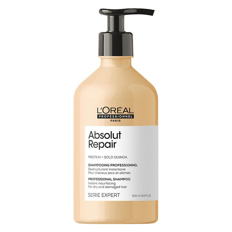 L'Oréal Professional Professional Series Absolut Repair Gold Shampoo 500ml