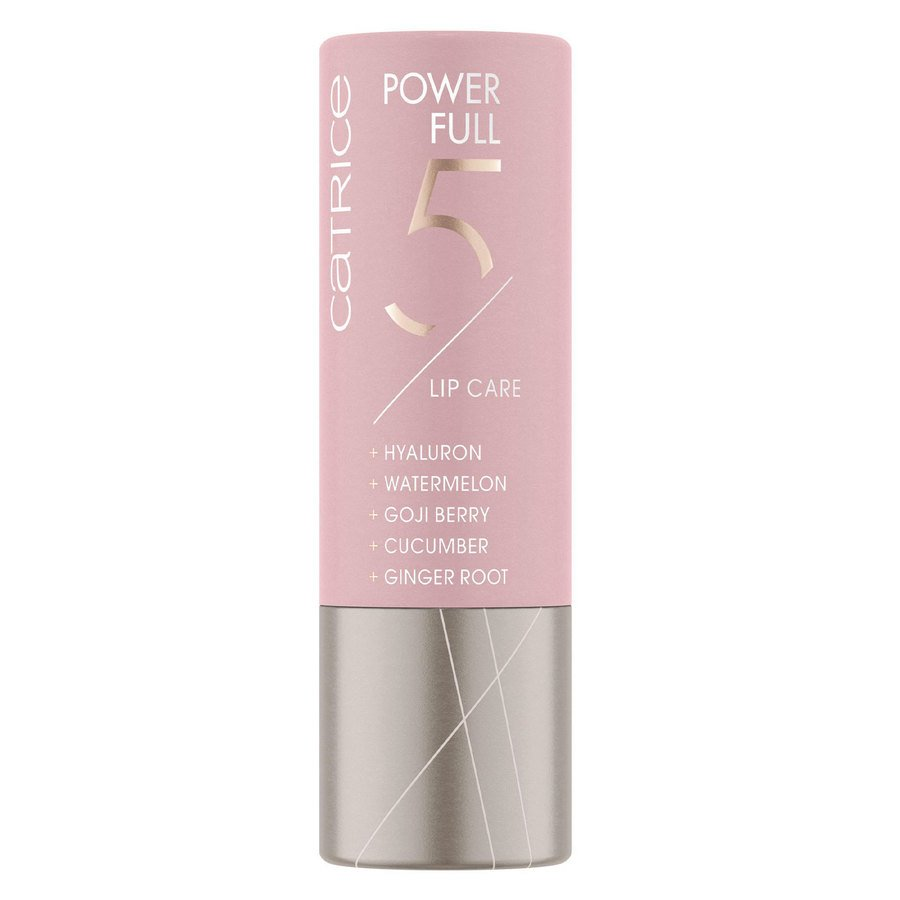 Catrice Power Full 5 Lip Care, 010 Charming Rose 3,5 g