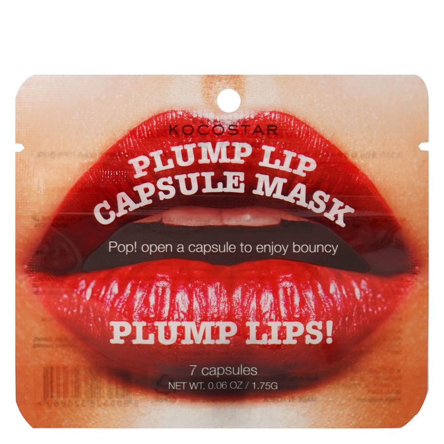 Kocostar Plump Lip Capsule Mask 7x1,05g