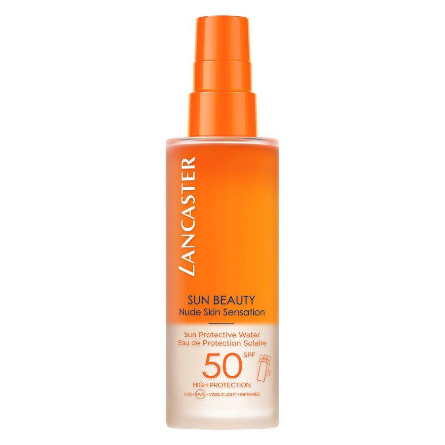 Lancaster Sun Care Face & Body Sun beauty protective waters SPF50 150ml
