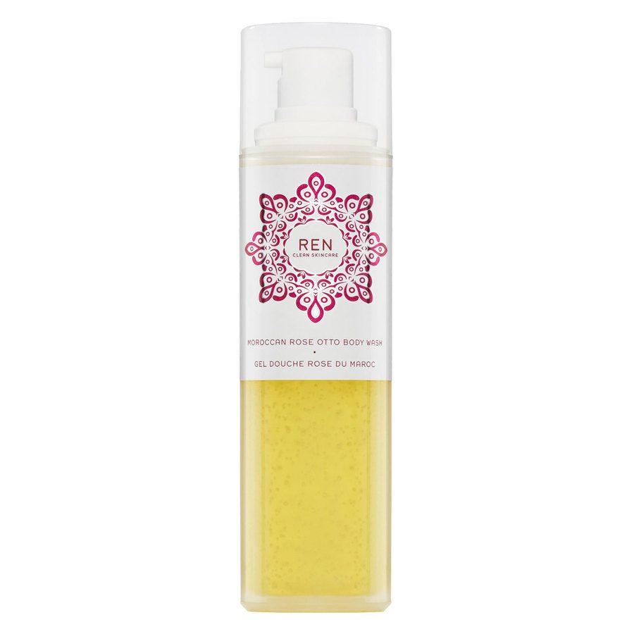 REN Clean Skincare Moroccan Rose Otto Body Wash (200 ml)