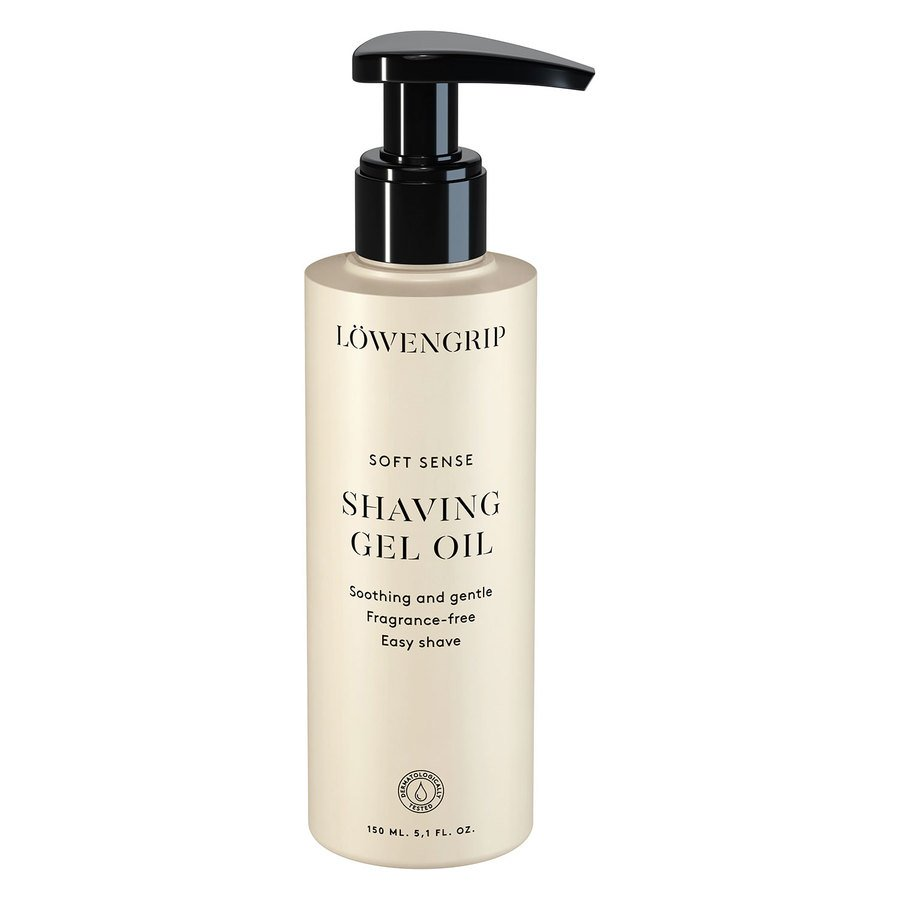 Löwengrip Soft Sense Shaving Gel Oil (150 ml)