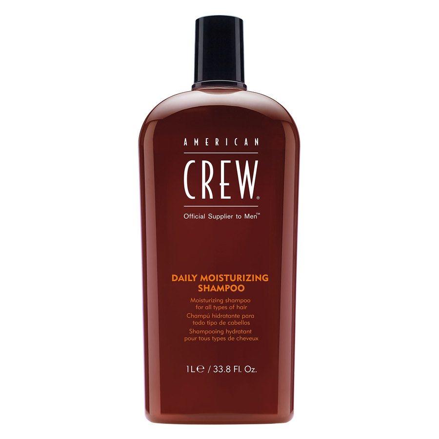 American Crew Daily Moisturizing Shampoo (1000 ml)