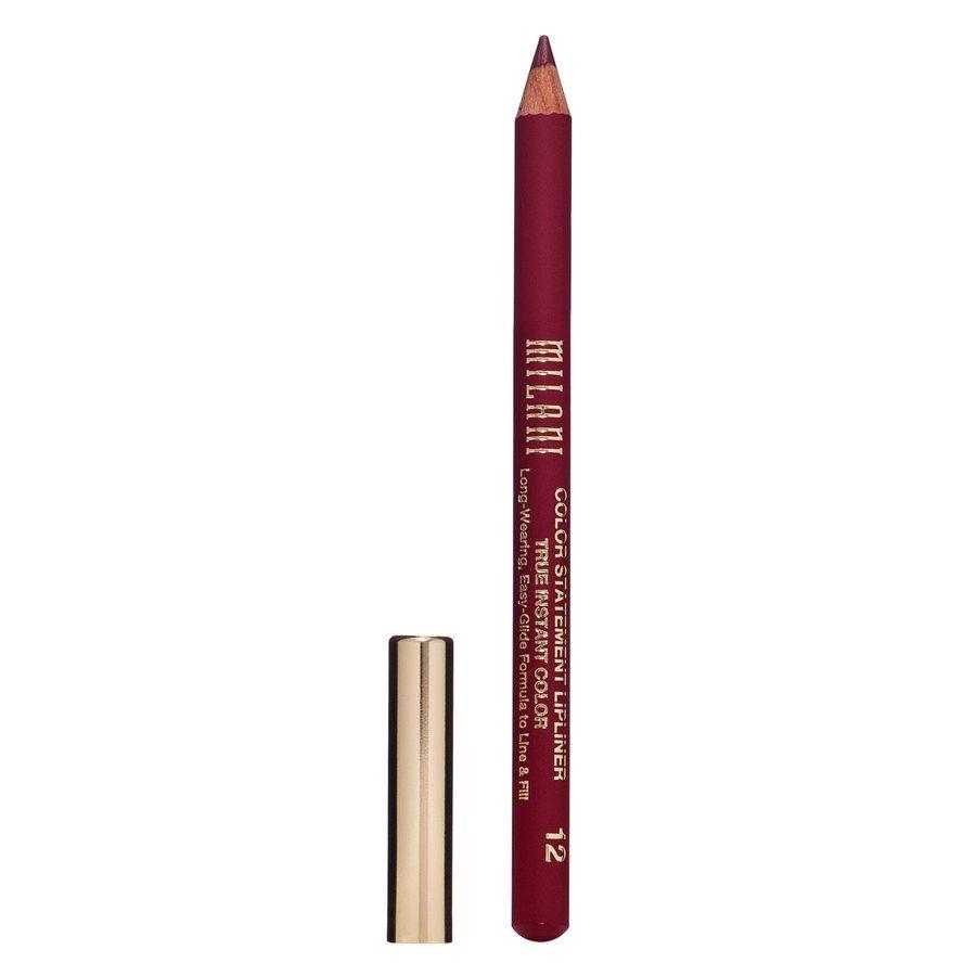 Milani Color Statement Lipliner, Bordeaux (1,14 g)