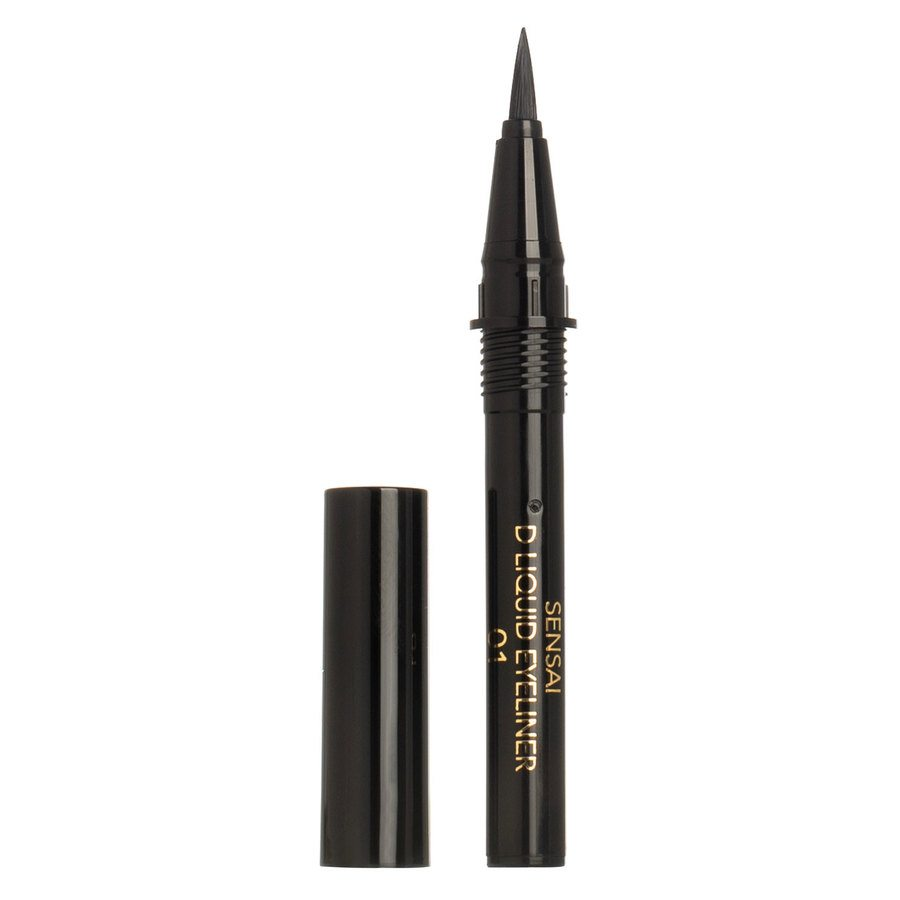 Sensai Designing Liquid Eyeliner, 01 Black (0,6ml)