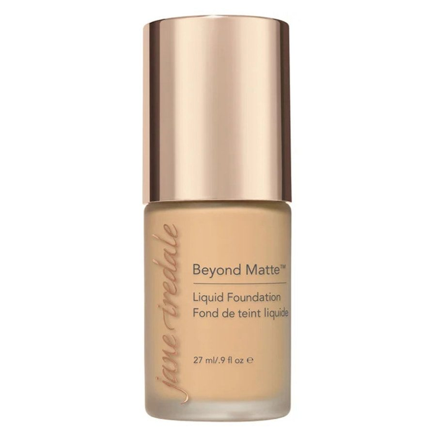 Jane Iredale Beyond Matte Liquid Foundation, M7 (27 ml)