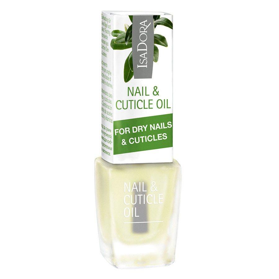 IsaDora 698 Nail & Cuticle Oil (6 ml)