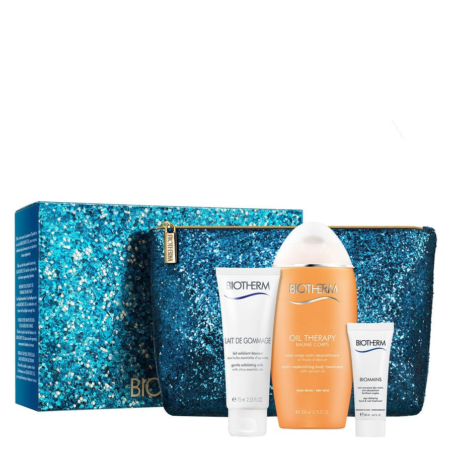 Biotherm Baume Corporel Gift Set