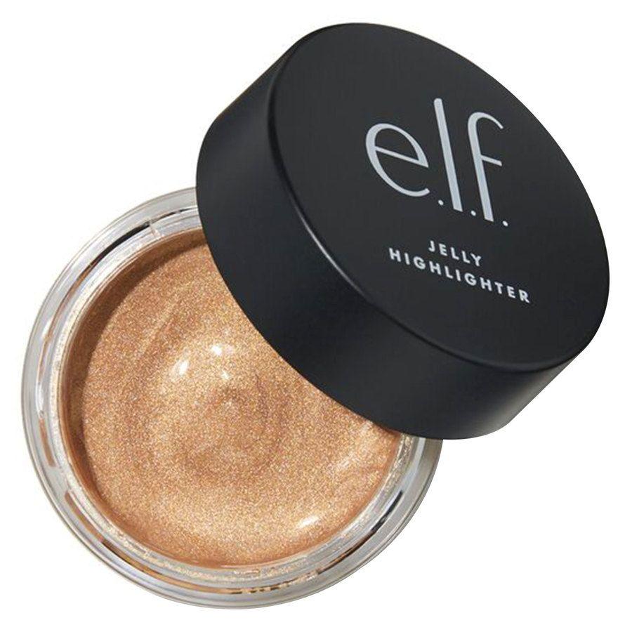 e.l.f Jelly Highlighters, Dew Bronze Gold (13 ml)