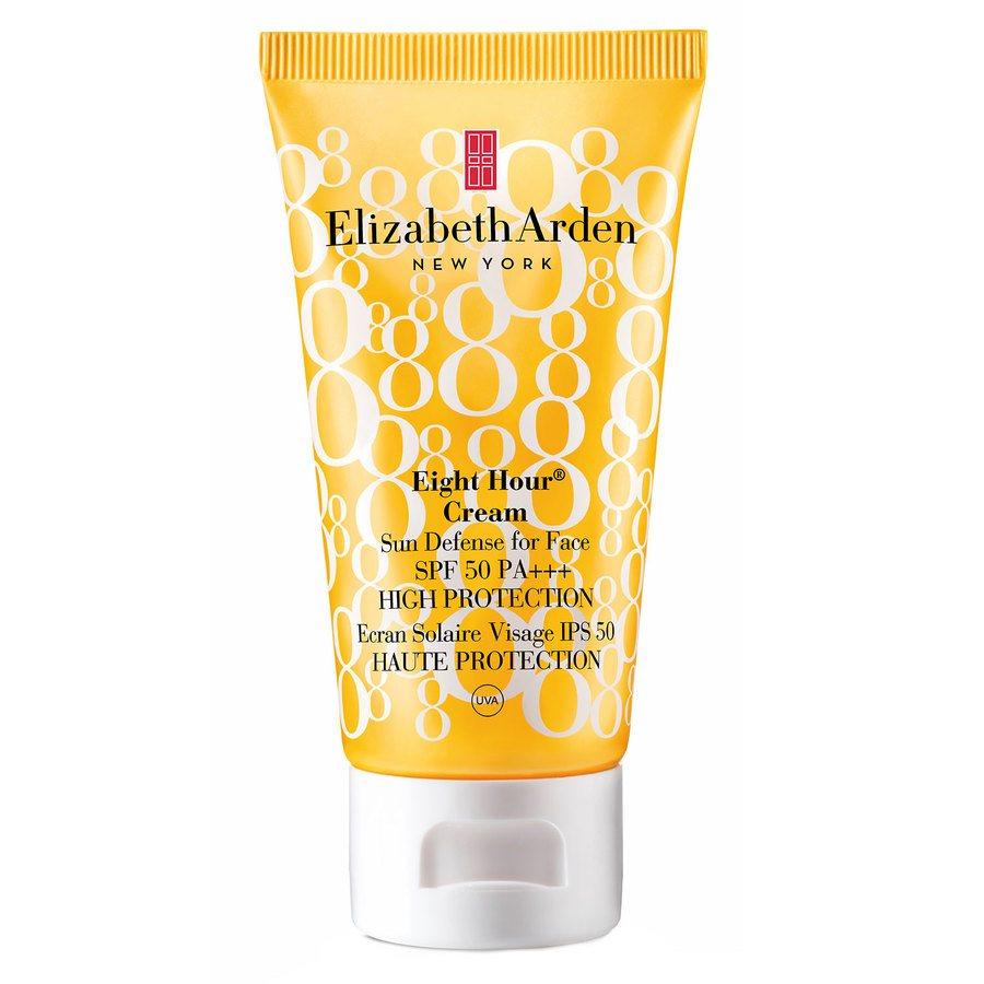 Elizabeth Arden Eight Hour Cream Sun Defense Sonnenschutz LSF 50 (50 ml)