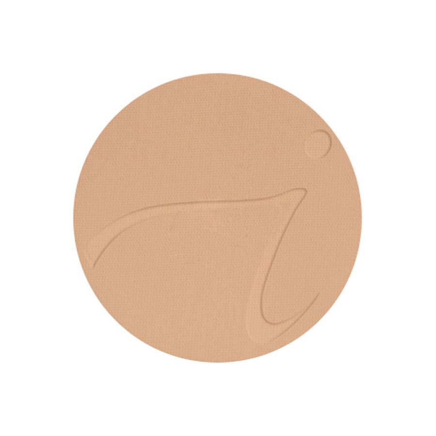 Jane Iredale Purepressed® Base Mineral Foundation LSF 20 (9,9 g), Nachfüllpack, Riviera