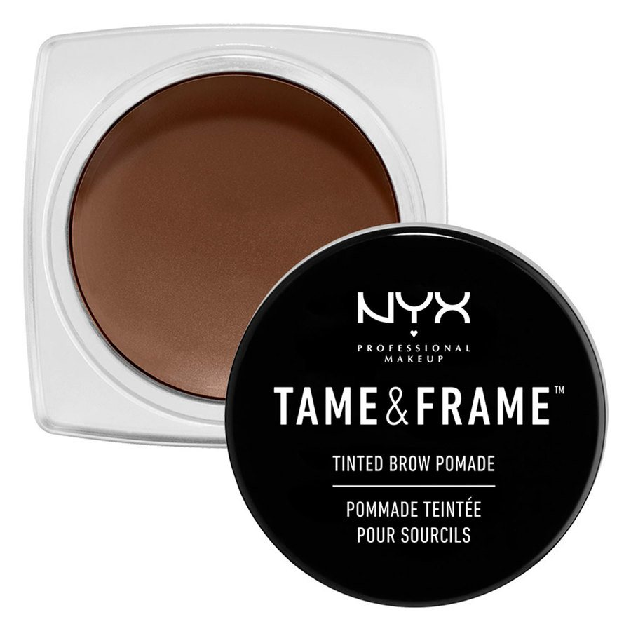 NYX Professional Makeup Tame & Frame Tinted Brow Pomade 02 Chocolate TFBP02