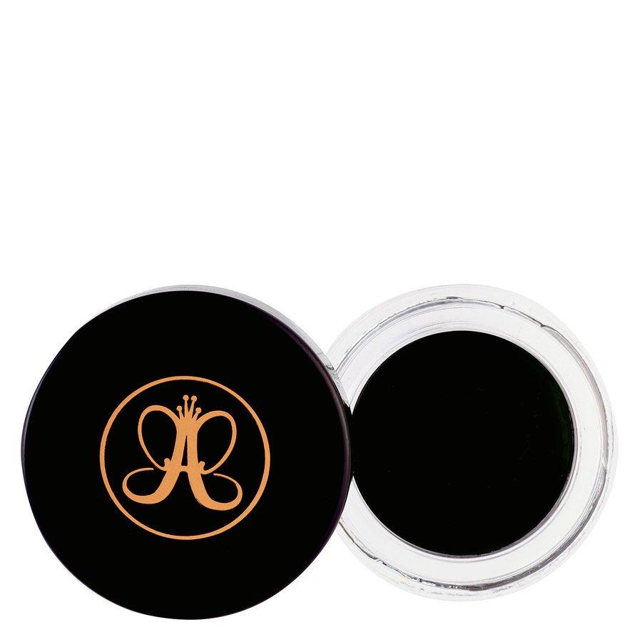 Anastasia Beverly Hills Waterproof Crème Color, Jet Matte (4 g)