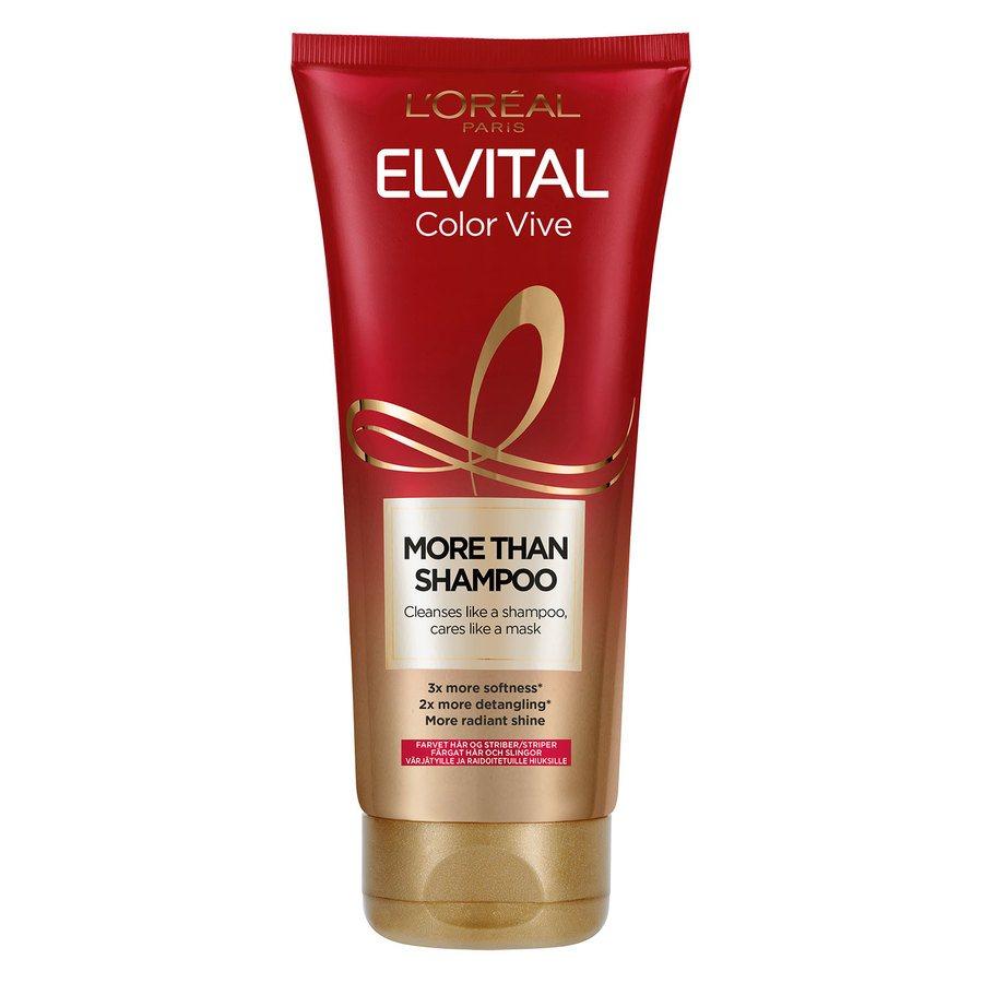 L'Oréal Paris Elvital Colorvive More Than Shampoo 200 ml
