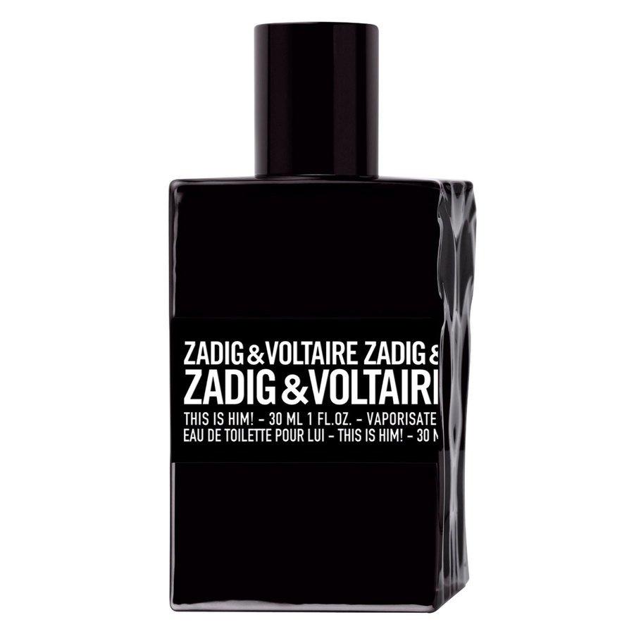 Zadig & Voltaire This Is Him Eau De Toilette (30 ml)