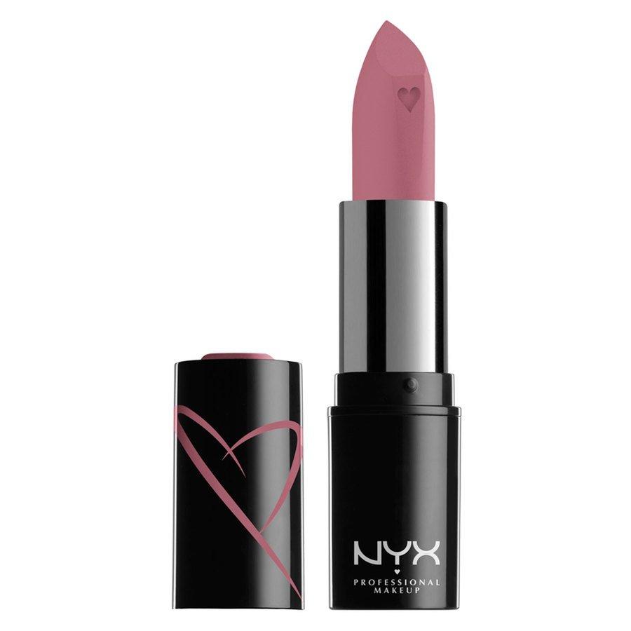 NYX Professional Makeup Shout Loud Lipstick, Desert Rose (3,5 g)