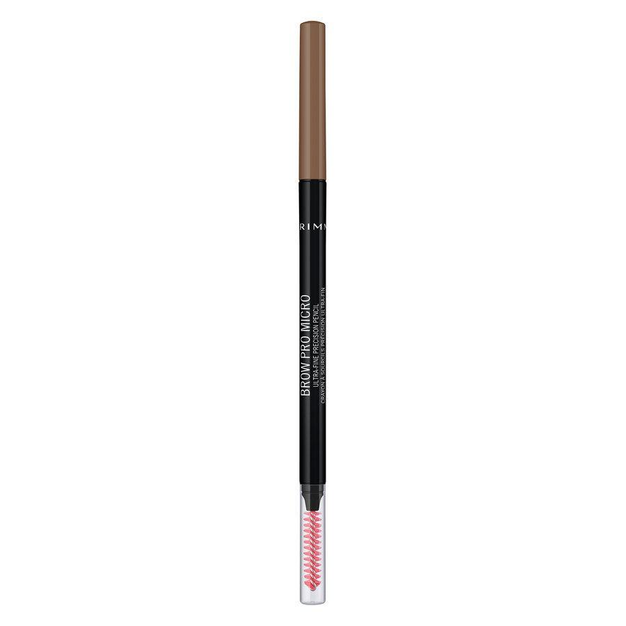 Rimmel London Brow Pro Micro Ultra-Fine Precision Pencil, #001 Blonde (0,9 g)