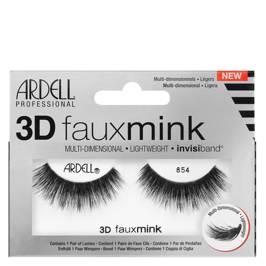 Ardell 3D Faux Mink, 854