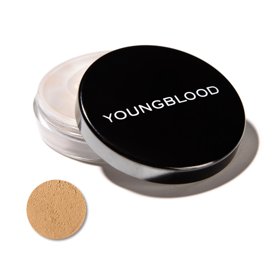 Youngblood Natural Loose Mineral Foundation, Tawnee (10 g)