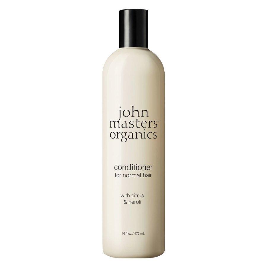 John Masters Organics Conditioner For Normal Hair With Citrus & Neroli (473 ml)