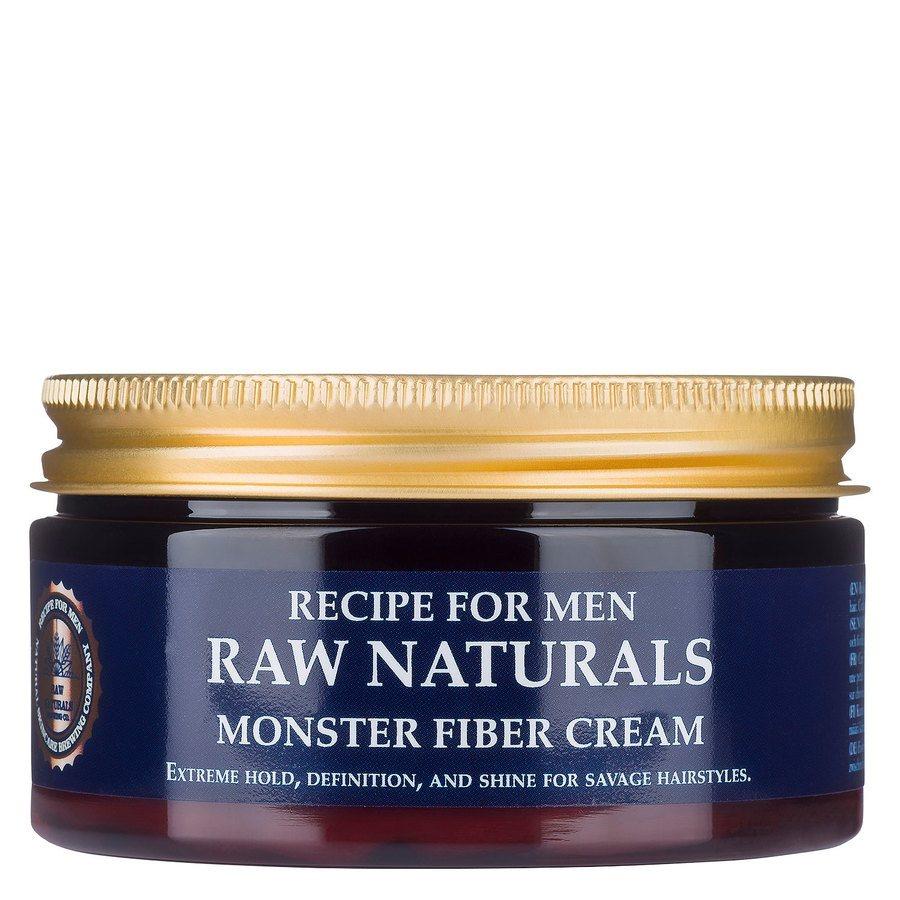 Raw Naturals Monster Fiber Cream (100ml)
