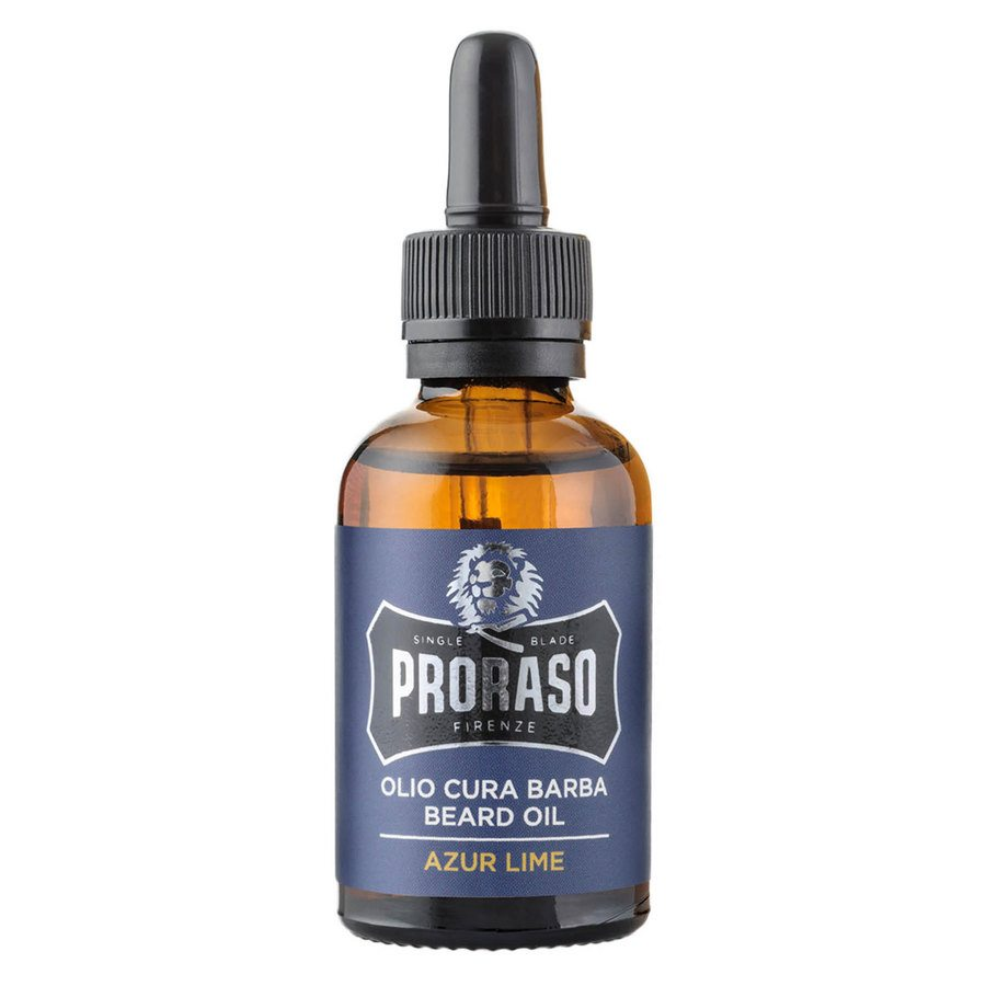 Proraso Azur Lime Beard Oil Lime And Mint (30 ml)