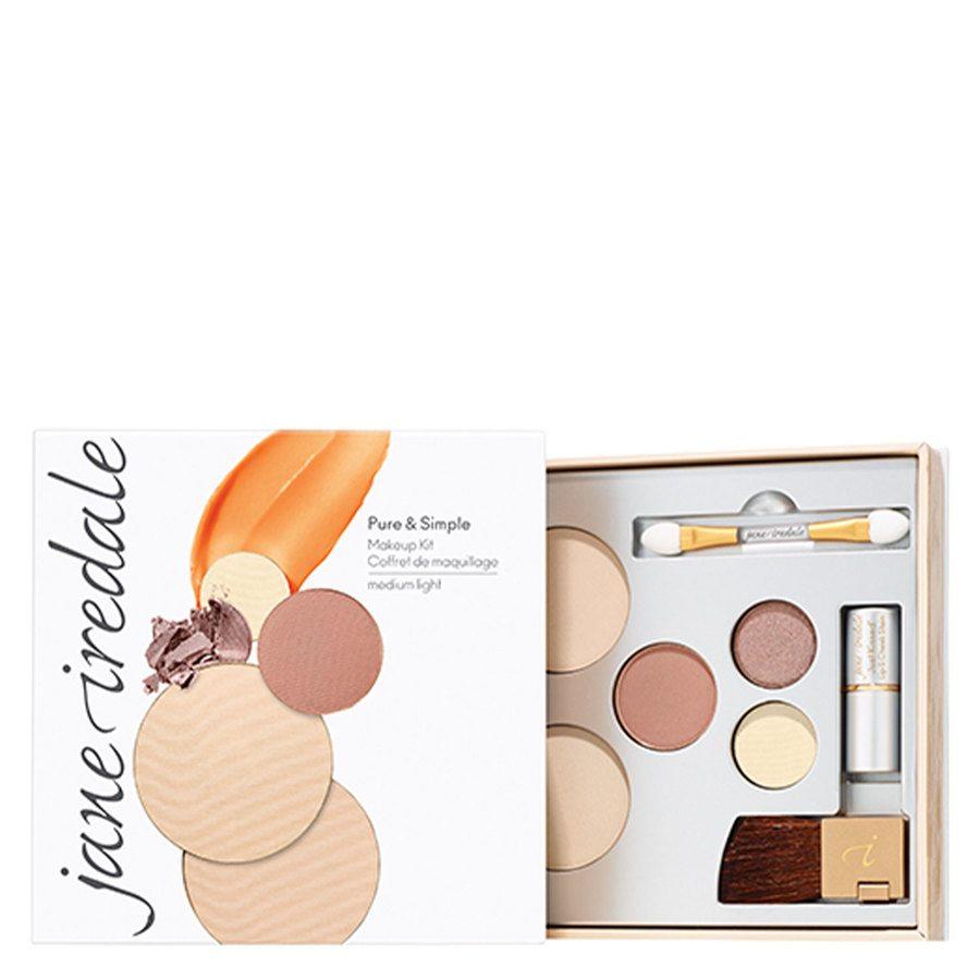 Jane Iredale Pure & Simple Kit, Medium Light
