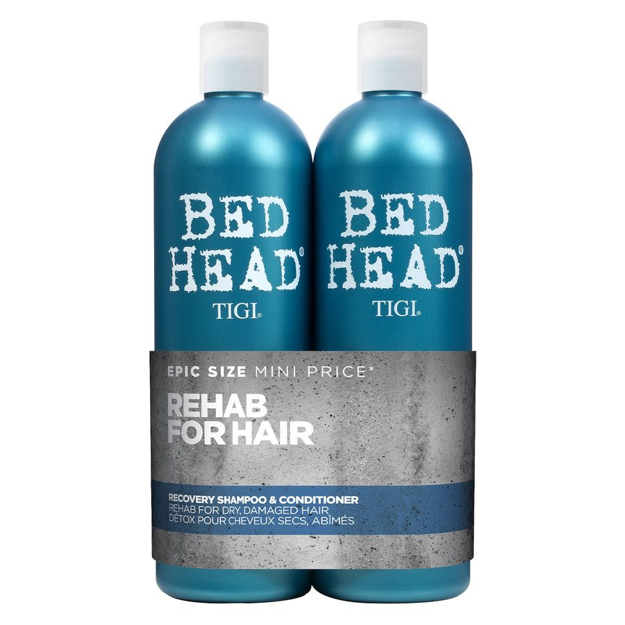 TIGI Bed Head Urban Antidotes Recovery Shampoo & Conditioner (2 x 750 ml)