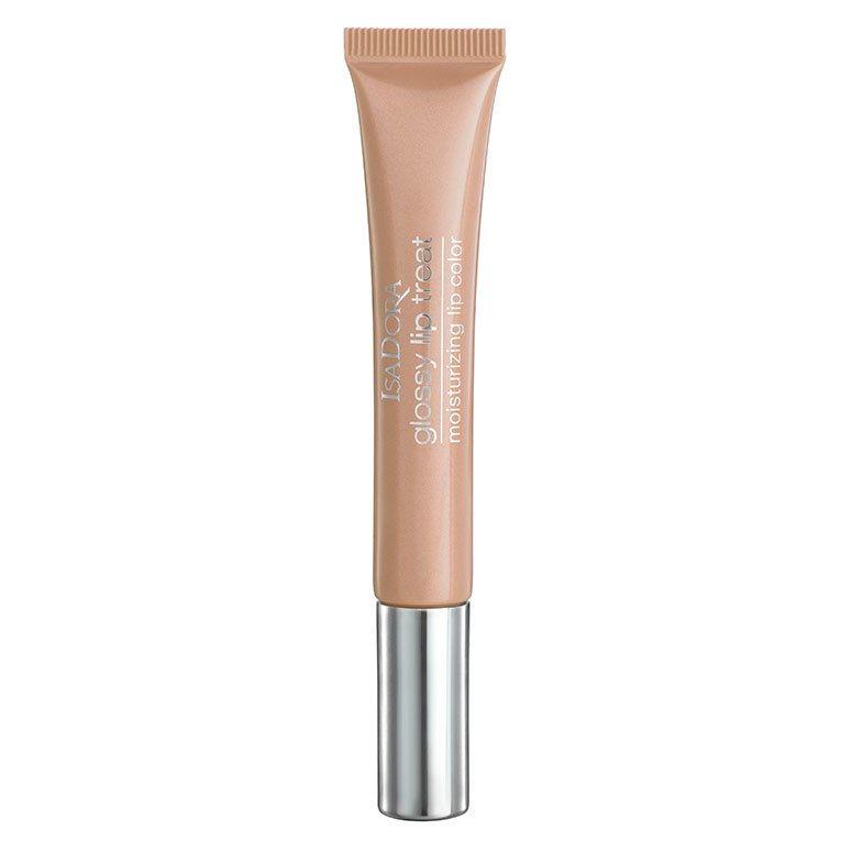 IsaDora Glossy Lip Treat, 65 Nude Vivacity 13ml