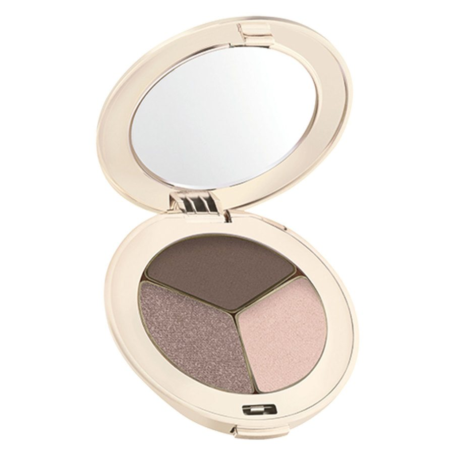 Jane Iredale PurePressed Triple Eye Shadow, Brown Sugar (2,8 g)