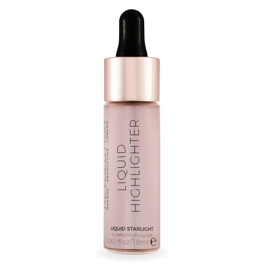 Makeup Revolution Liquid Highlighter Liquid Starlight 18ml