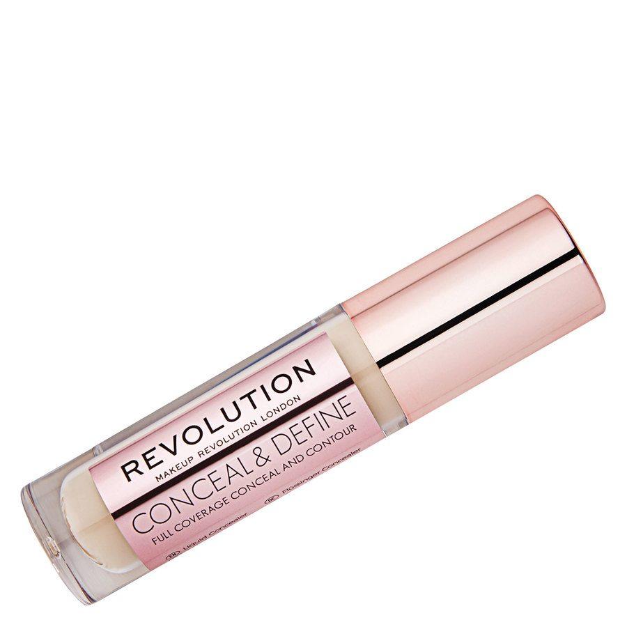 Makeup Revolution Conceal And Define Concealer, C3 4g