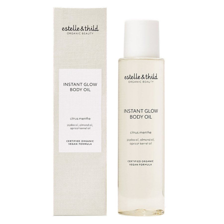 Estelle & Thild Citrus Menthe Instant Glow Body Oil (100 ml)