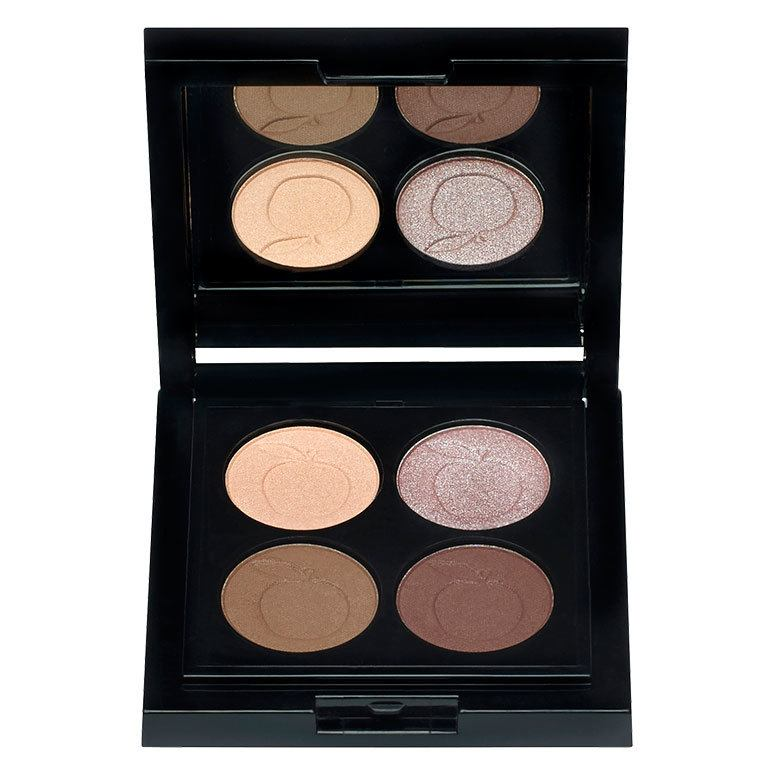 IDUN Minerals Eye Shadow Palette, Lavendel 4 g