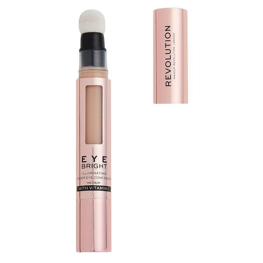 Revolution Beauty Makeup Revolution Eye Bright Illuminating Under Eye Concealer, Medium 2,9ml