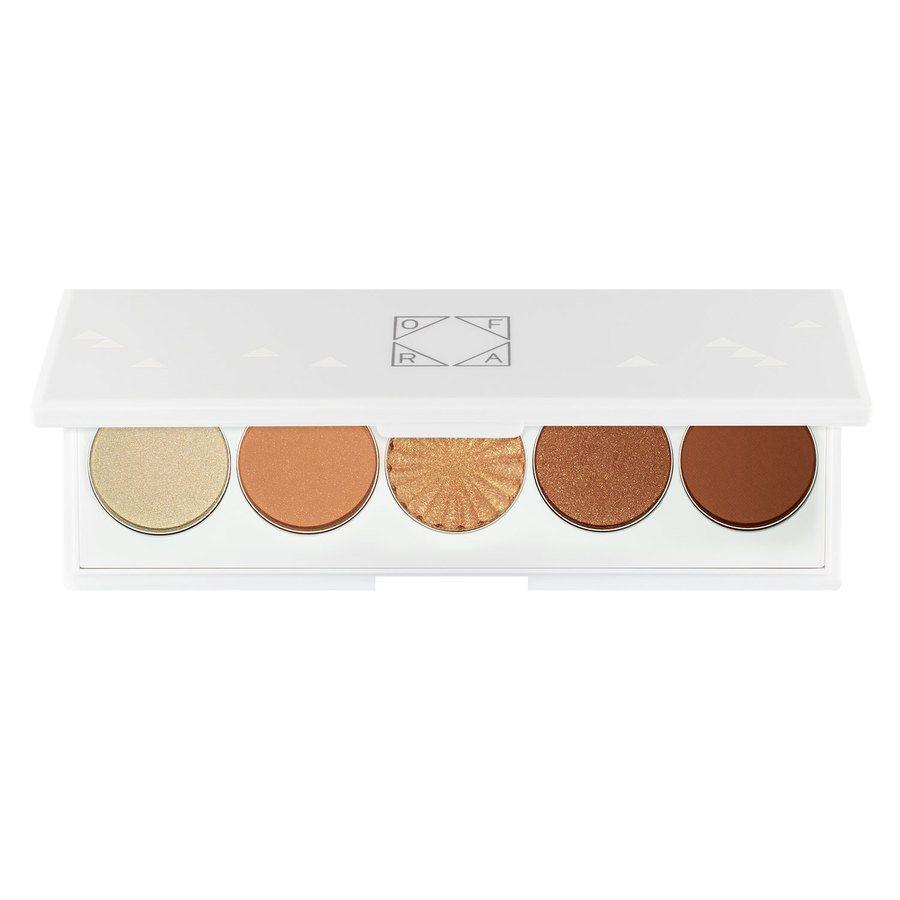 Ofra Signature Eyeshadow Palette Getaway (5 x 2 g)